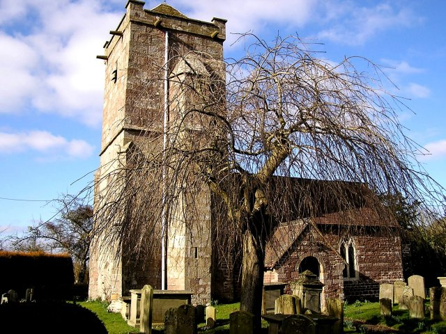 St Michaels Church, Abenhall