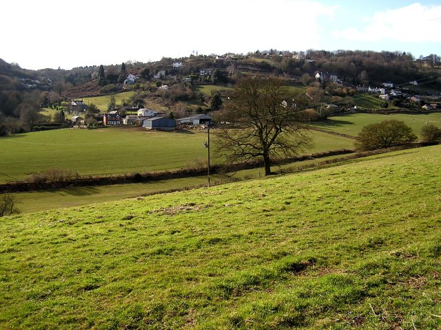 Plump Hill, Mitcheldean