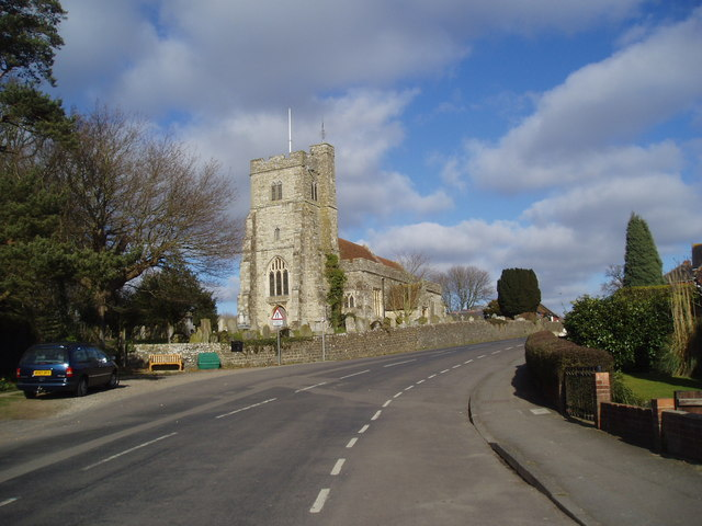 St. Margaret's Parish Church, Bethersden, Kent