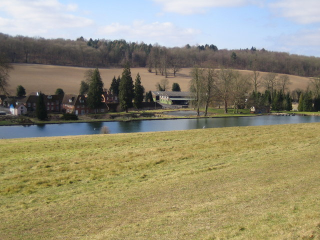 Latimer: Site of Roman Villa