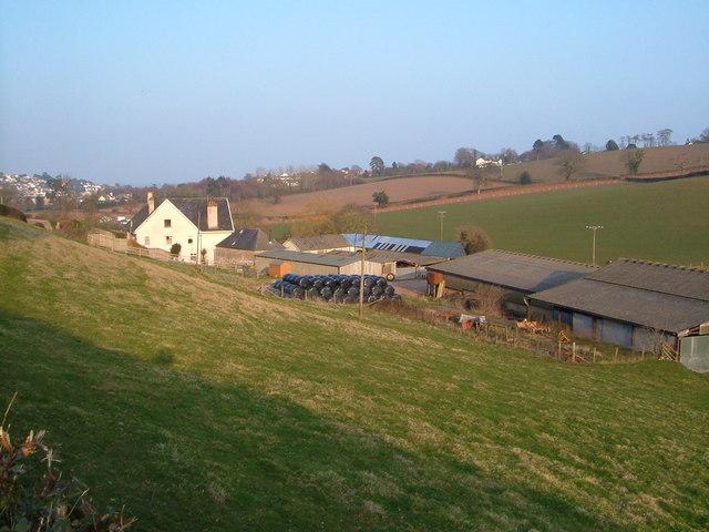 Aller Farm, near Dawlish