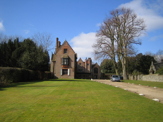 Chenies: The Manor House