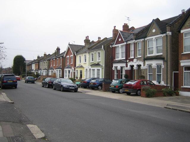 Surbiton: Ellerton Road
