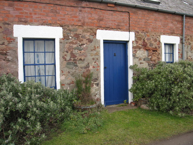 Cottage at Partanhall, Burnmouth
