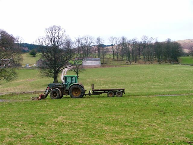 Pasture, Leeming Farm