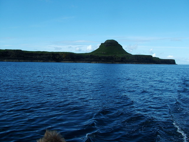 Bac Mor From the North