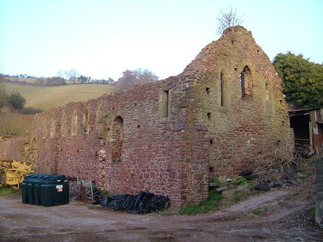 Bishop's Palace, Bishopsteignton