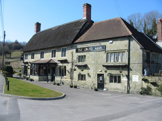 The Grove Arms Ludwell Wiltshire