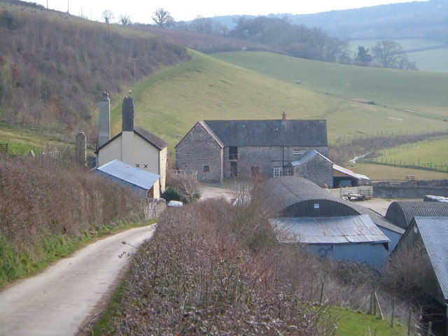 Lower Dunscombe Farm