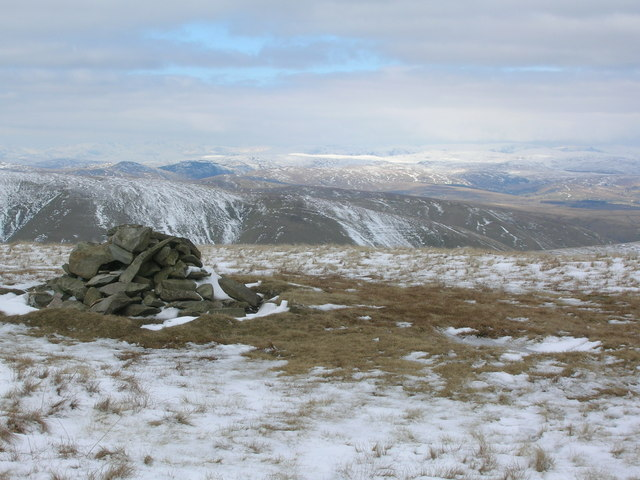 Summit Cairn on Randygill Top