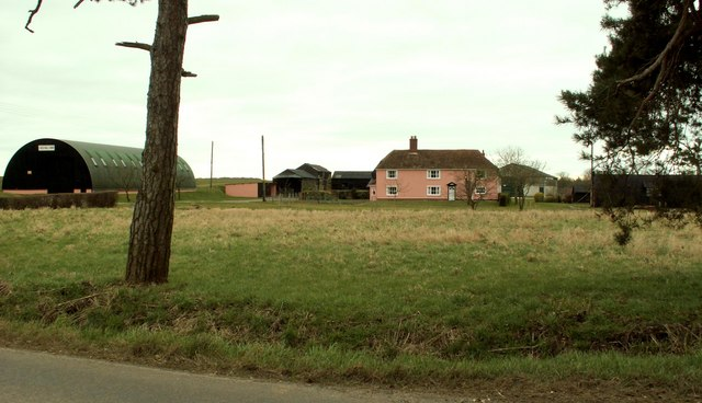 Cold Hall Farm, Panfield, Essex