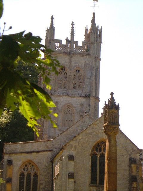 St Peter's church, Staple Fitzpaine
