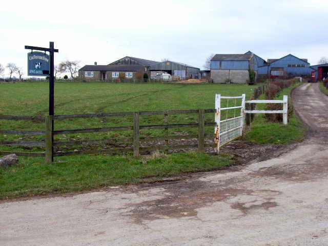 Cox Pasture Farm, near East Hauxwell