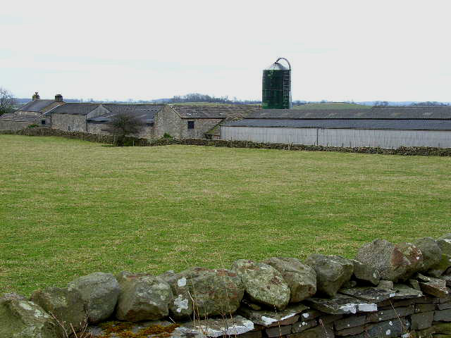 Hutton Hang Farm, near Constable Burton