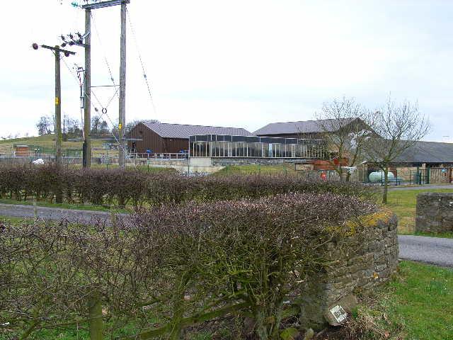 Thornton Steward Water Treatment Works