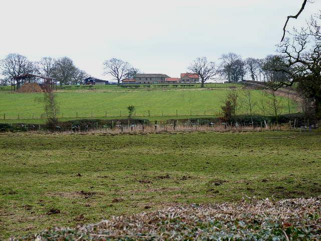 Wild Hill Farm, Hunton