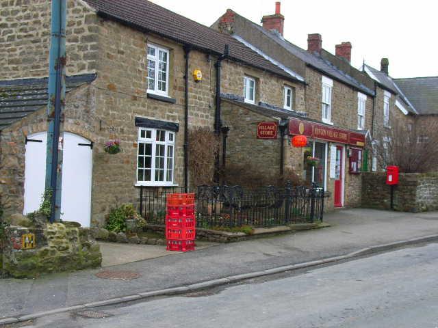 Hunton Village Store