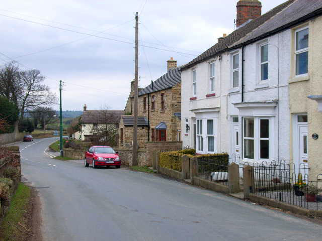 Newton-le-Willows, North Yorks