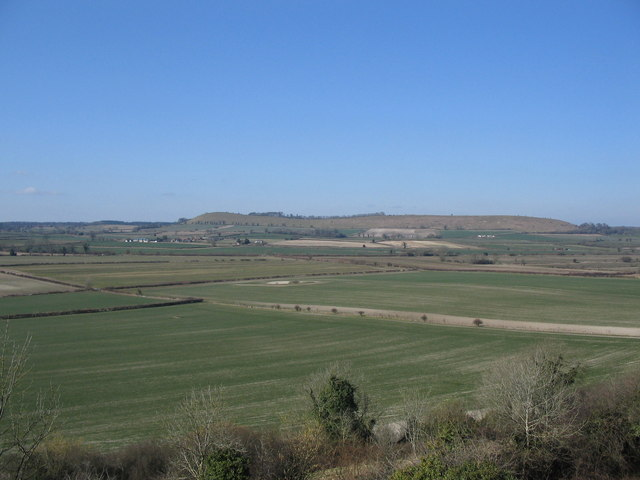 The view from White Sheet Hill