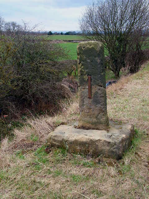 The White Cross, Crakehall