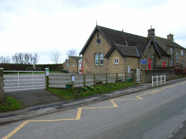 Hackforth and Hornby Church of England Primary School