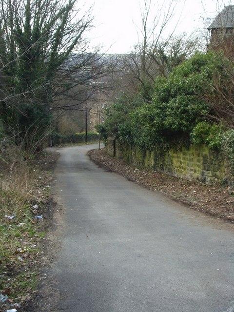 Newlay Wood Road