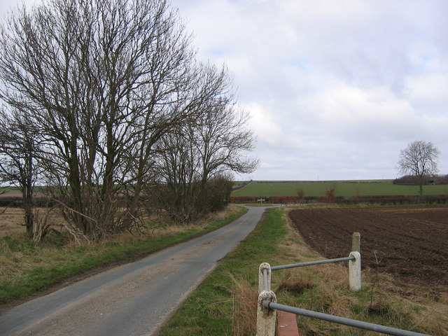 SE of Foxholes