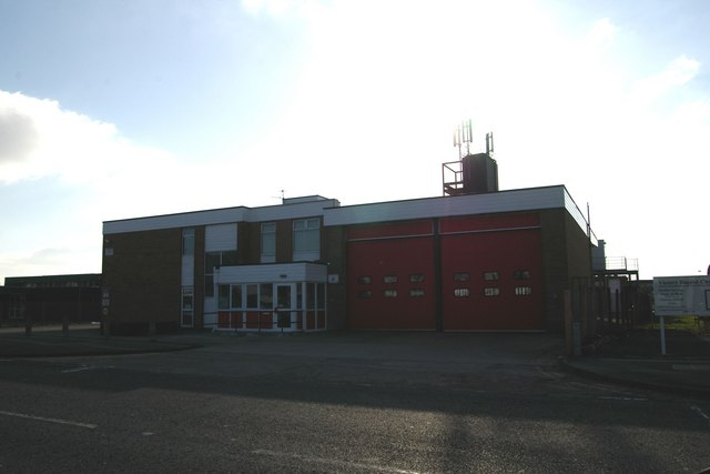 South Shore Fire Station