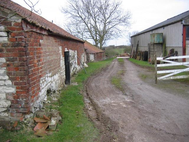 Old Octon Farm, Octon