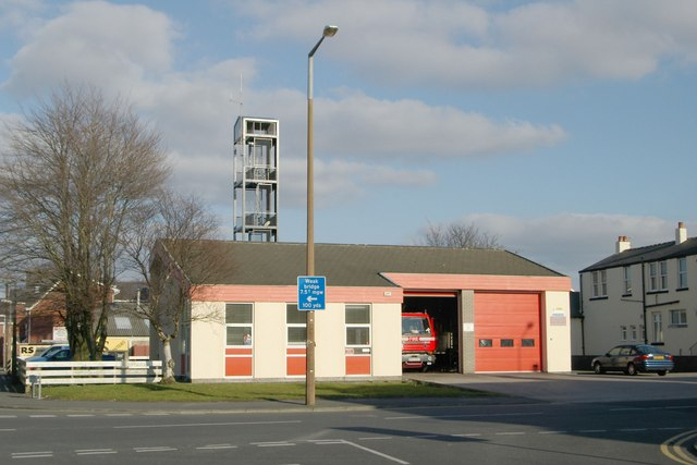 Lytham Fire Station
