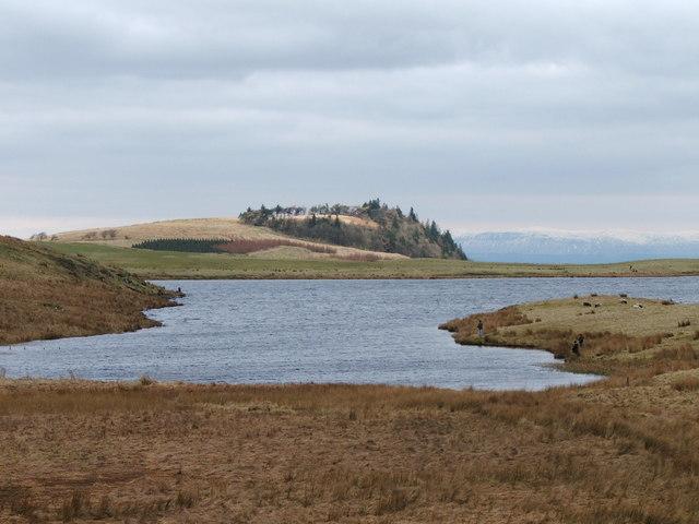 Harelaw Dam