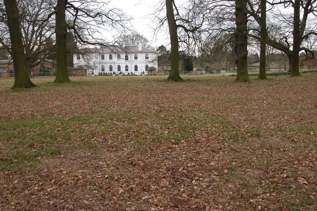 Shrawley Wood House