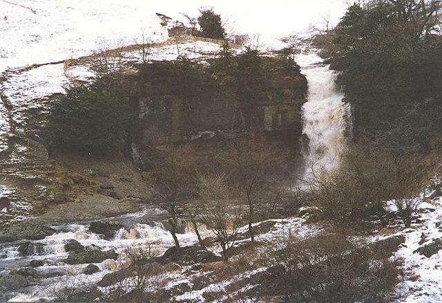 Thornton Force in Wintertime