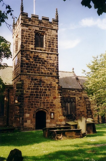 St Thomas' Church, Brompton by Northallerton
