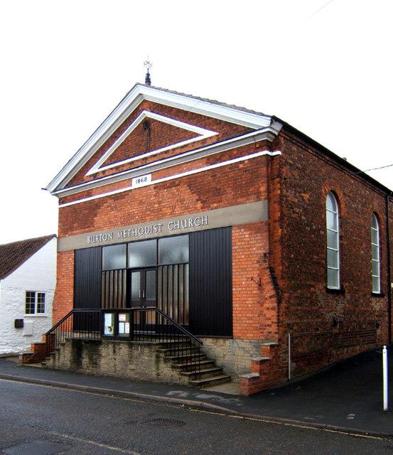 Burton Methodist Church