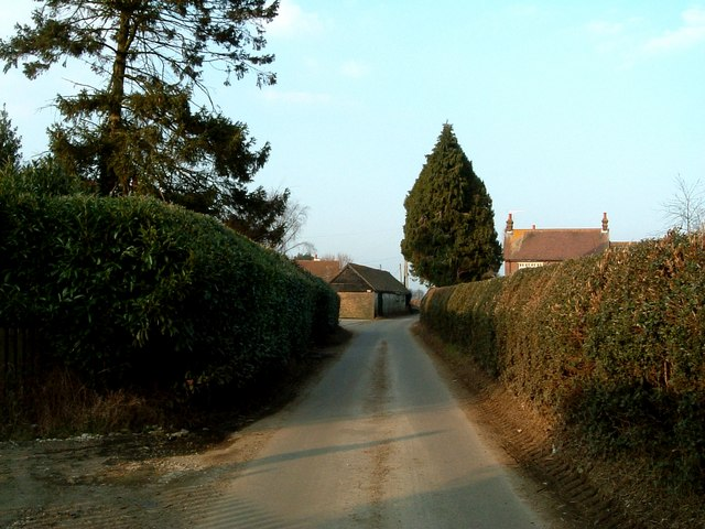 Grove Lane, near Lye Green