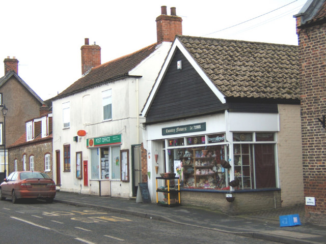 Burton-Upon-Stather Post Office