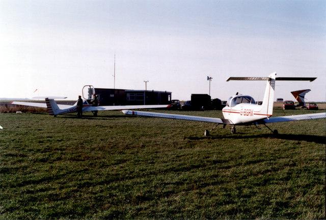 Enstone Airfield