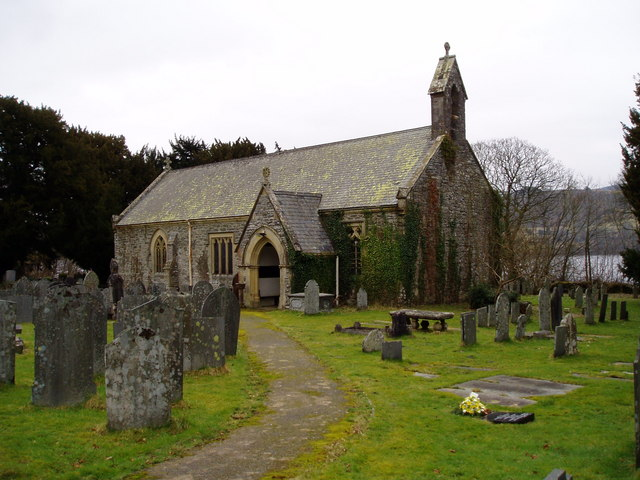 Church of St Beuno, Llanycil
