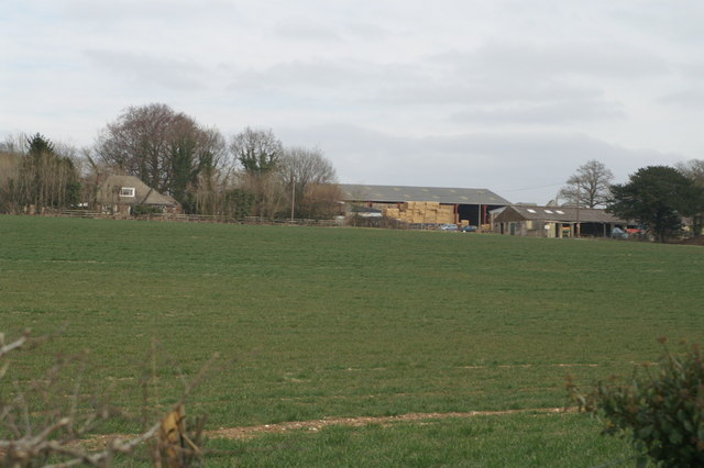 Four Dells Farm near Silkstead