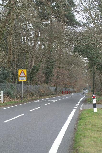Hocombe Road