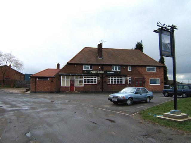 """The """"Ferry House"""" Inn"""