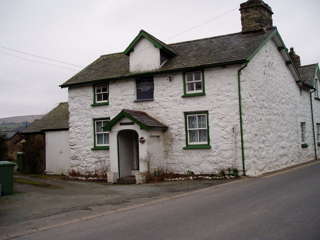 The Old School House, Llanuwchllyn