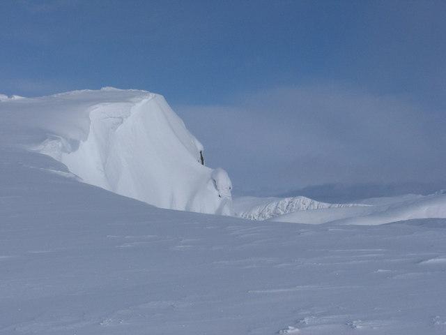 Summit of Sgor Gaoith