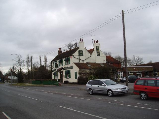 """Castle Inn"", Hickstead, Sussex"