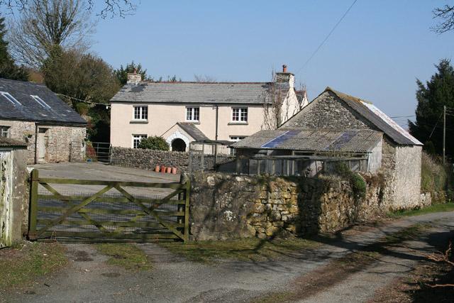 St Neot: Great Draynes Farm