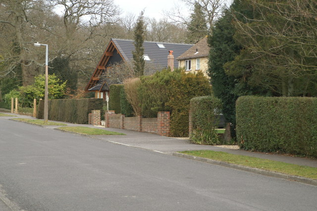 Marlborough Road, Hiltingbury