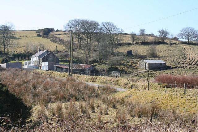 St Neot: Dozmaryhill Farm