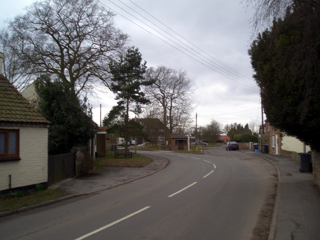 Flixborough Crossroads