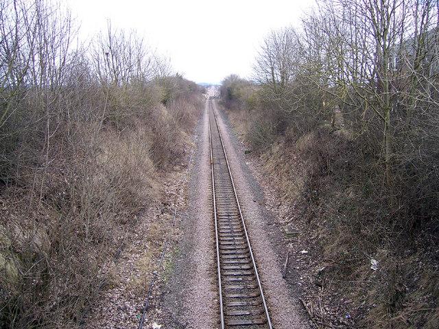 Kirton to Brigg Railway Line